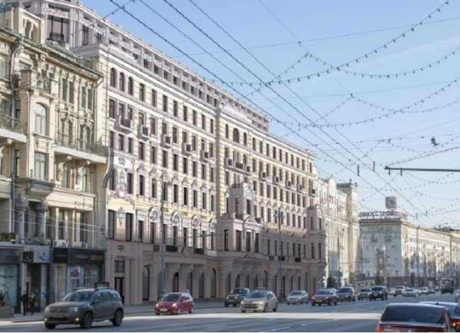 Hotel Lux Moscow